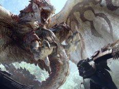Première vidéo de gameplay de Monster Hunter World