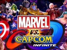 La bataille pour le pouvoir ultime débute avec la sortie de MARVEL VS. CAPCOM: INFINITE !