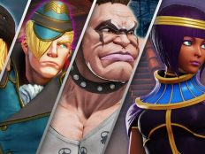 Menat impose son style original dans STREET FIGHTER V
