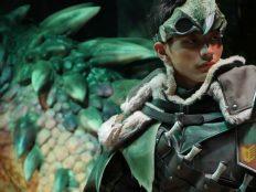 La chasse aux monstres continue au Tokyo Game Show 2017 !