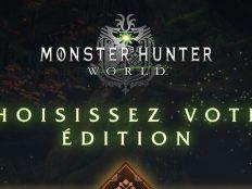 MONSTER HUNTER : Le détail des éditions Standard et Deluxe