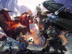Monster Hunter: World est disponible sur PS4 et Xbox One !