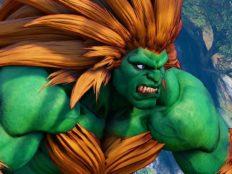 L'incontournable Blanka s'apprête à électriser STREET FIGHTER V : AE sur PS4 et PC !