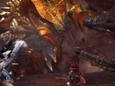 Une nouvelle menace surgit dans MONSTER HUNTER: WORLD !