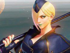 Bien armée pour s'imposer, falke rejoint le casting de STREET FIGHTER V : ARCADE EDITION sur PS4 et PC !