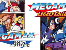 Sortie de MEGA MAN ™ LEGACY COLLECTION  et MEGA MAN ™ LEGACY COLLECTION 2 Sur Nintendo Switch