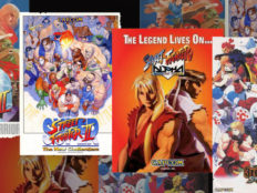 Une mise à jour arrive pour STREET FIGHTER 30th ANNIVERSARY COLLECTION