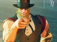 G tente de mystifier ses adversaires dans STREET FIGHTER V : ARCADE EDITION