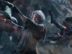Nouveau trailer et date de sortie pour DEVIL MAY CRY 5
