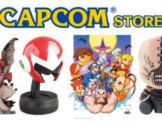 Le Capcom Store est arrivé !