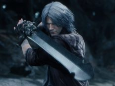 L'inimitable Dante entre en scène dans DEVIL MAY CRY 5 au Tokyo Game Show  2018