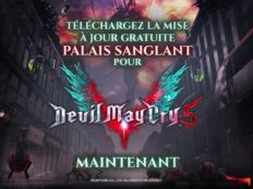 Le mode Palais Sanglant disponible dans DEVIL MAY CRY 5