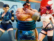 Trois nouveaux combattants dès ce week-end dans Street Fighter V !