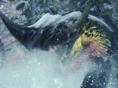 Les contrées glacées de MONSTER HUNTER WORLD: ICEBORNE s'offrent à vous sur Playstation 4 et Xbox One