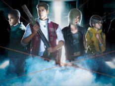 Découvrez PROJECT RESISTANCE, une nouvelle expérience dans l'univers de Resident Evil