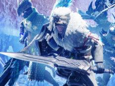 Contenus additionnels à venir pour MONSTER HUNTER WORLD: ICEBORNE PC et consoles