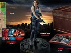 La version Collector de RESIDENT EVIL 3 sera aussi disponible en Europe !