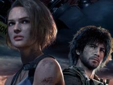 Coup de projecteur sur les héros et vilains dans le nouveau trailer de RESIDENT EVIL 3 !