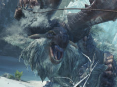 MONSTER HUNTER WORLD: ICEBORNE est désormais disponible sur PC !