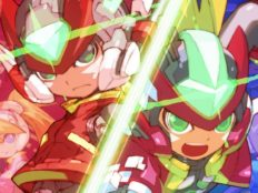 Les célèbres robots de Capcom repartent au combat dans Mega Man Zero/ZX Legacy Collection
