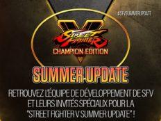 Les développeurs de STREET FIGHTER V: CHAMPION EDITION lèvent le voile sur la Saison V !