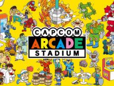 CAPCOM ARCADE STADIUM transforme votre Nintendo Switch en salle de jeux retro !