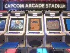 Retrouvez la fièvre des salles d'arcade avec CAPCOM ARCADE STADIUM !