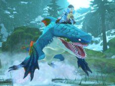 Une étrange lumière rouge enrage les créatures de MONSTER HUNTER STORIES 2: WINGS OF RUIN !