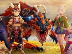 MONSTER HUNTER STORIES 2: WINGS OF RUIN prend son envol Sur Nintendo Switch et PC