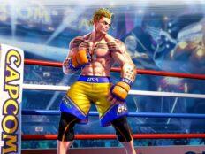 L' ultime combattant de STREET FIGHTER V dévoilé !